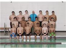 2016-2017 Boys Swim Team