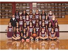 2018-2019 Girls Freshmen A and B Basketball
