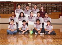 2018-2019 Boys JV Bowling