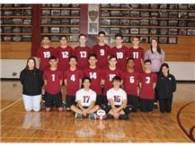 2019 Boys JV Volleyball