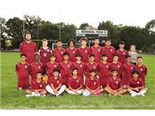 2019 Freshmen A Boys Soccer