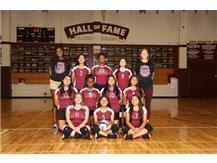 2019 Sophomore Girls Volleyball