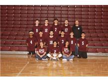 2020 Varsity Boys Volleyball Team