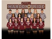 2021 Girls Varsity Volleyball Team