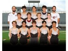 2021 Boys F/S Cross Country Team