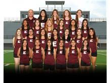 2021 Girls Cross Country Team