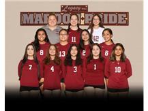 2021 Girls JV Volleyball Team