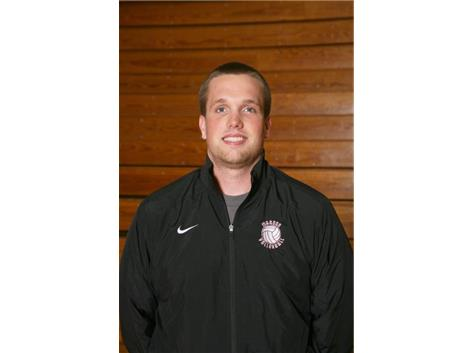 Coach Andrew Legoff-Assistant Girls Volleyball Coach