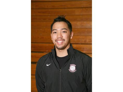 Coach Ben Marquez-Assistant Girls Volleyball Coach