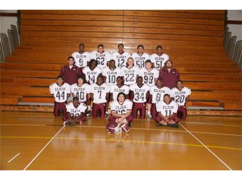 2014 Freshmen Football Team