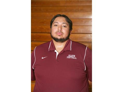 Andres Santana-Assistant Football Coach