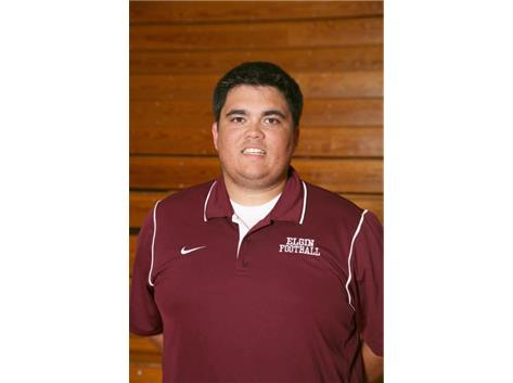 Justin Opsahl-Head Freshmen Football Coach