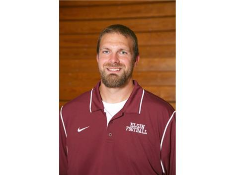 Randy Hammer-Head Sophomore Football Coach