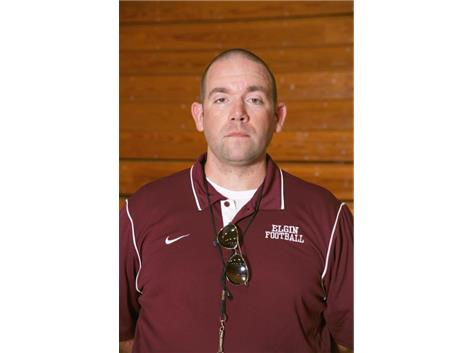 Kyle Rohde-Head Varsity Football Coach