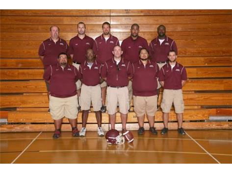 2014 Football Coaching Staff