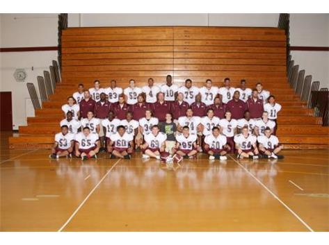 2014 Varsity Football Team