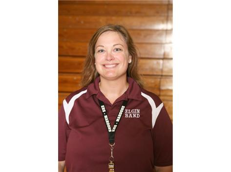 Jamie Giraldo-Marching Band Director