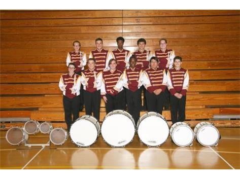 2014 Drum Line