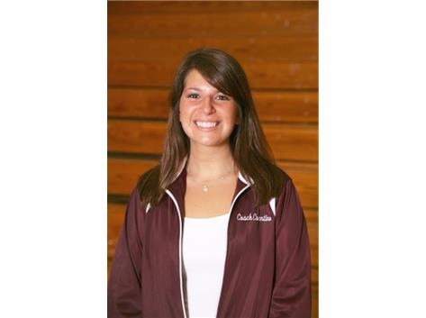 Coach Samantha Cosentino-Head Dance Team Coach
