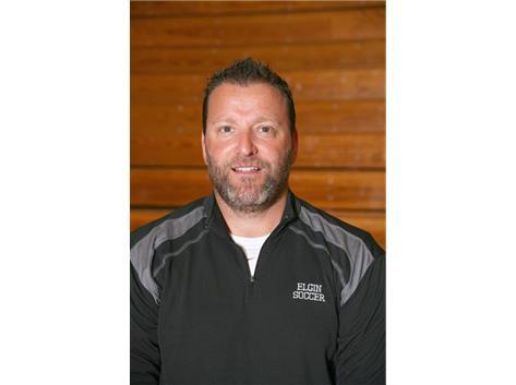 Coach John McCreery-Assistant Boys Soccer Coach