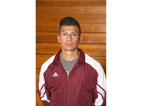 Luis Vargas-Assistant Cross Country Coach