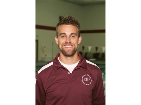 Carl Metzke-Head Varsity Girls Swim Coach