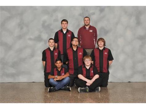 2014-2015 Boys Varsity Bowling Team