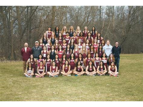 2015 Girls Track Team