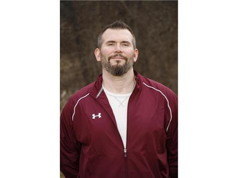 Coach Robert Wrobel-Assistant Girls Track Coach