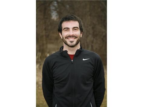 Coach Jacob O'Hara-Assistant Girls Track Coach