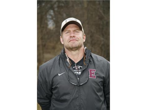 Coach Dave Borg-Head Girls Track Coach