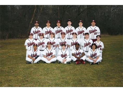 2015 Sophomore Baseball Team