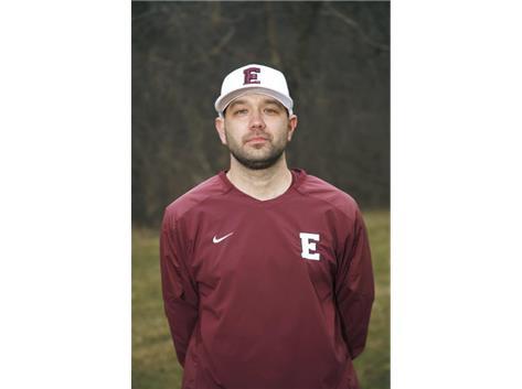 Coach Jay Svendsen-Assistant Varsity Baseball Coach
