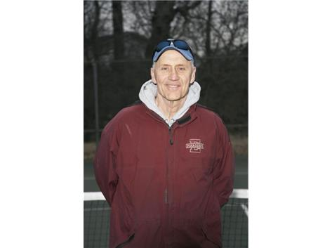 Coach Larry Dehaan-Head Boys Tennis Coach