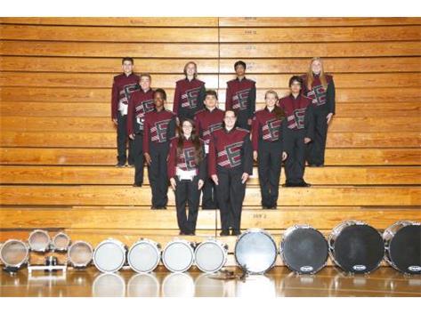 2015 Drum Line