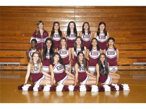 2015 Varsity Dance Team