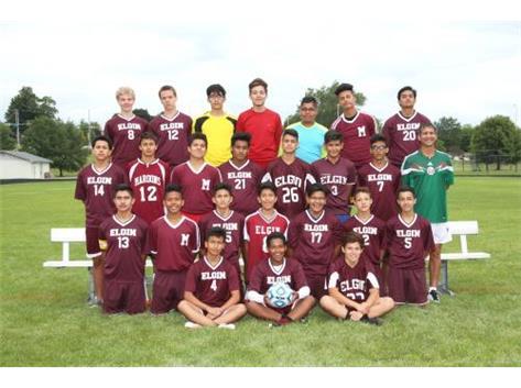 2015 Boys JV Soccer Team