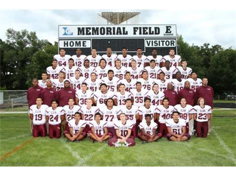 2015 Varsity Football Team