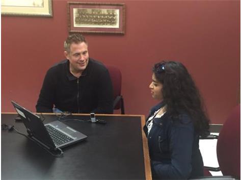 Chad Varga Radio Interview with Janki Dave