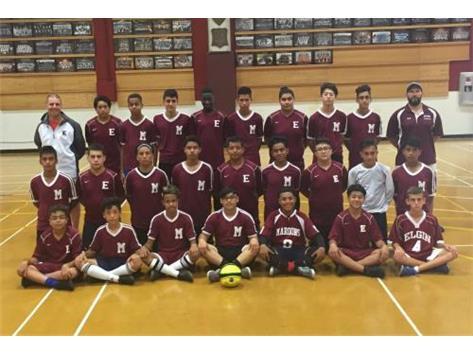 2016 Boys Freshmen Soccer