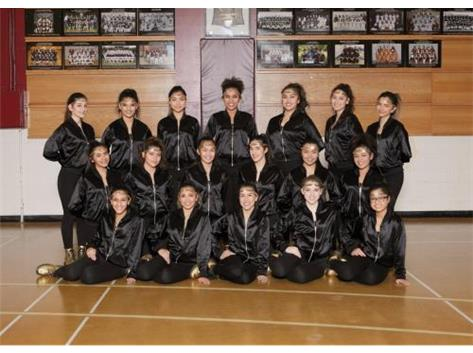 2016-2017 Competitive Dance Team