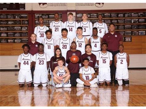 2018-2019 Boys Varsity Basketball