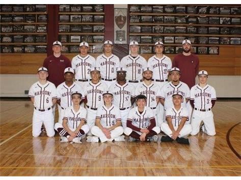 2019 Varsity Baseball