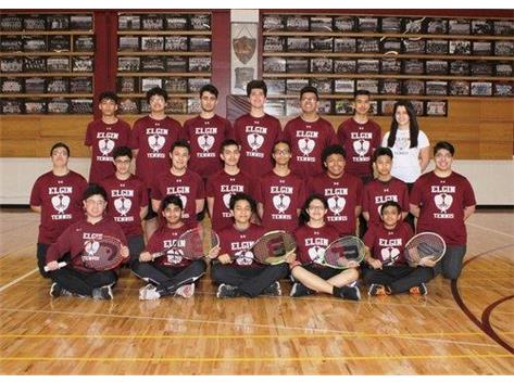 2019 Boys JV Tennis