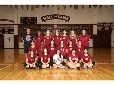 2019 Fr A/B Girls Volleyball