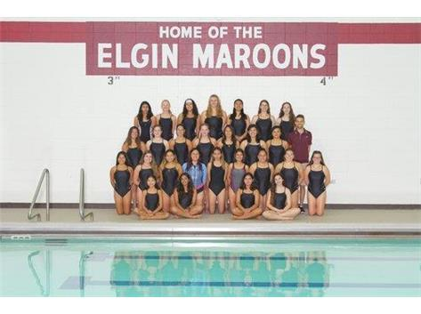 2019 Girls Swimming