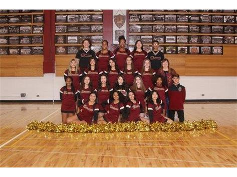 2019-2020 Competition Cheer Team