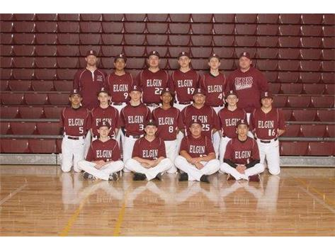 2020 F/S Baseball Team
