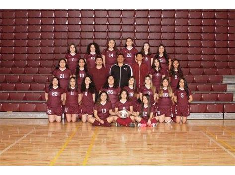2020 JV Girls Soccer Team