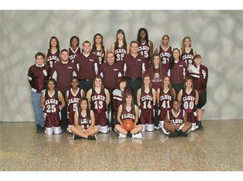 2011-2012 Girls Varsity Basketball